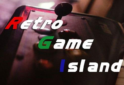 新企画 テキスト小説「レトロゲームアイランド」を開始