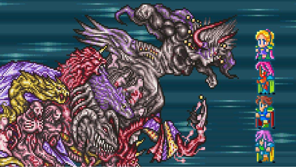soundcloudに自作アレンジ「Final Fantasy V vs Neo Exdeath -ARRANGE-」追加