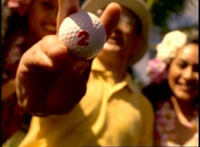 VHS整理シリーズ PS CM名作選 「みんなのゴルフ1~2」