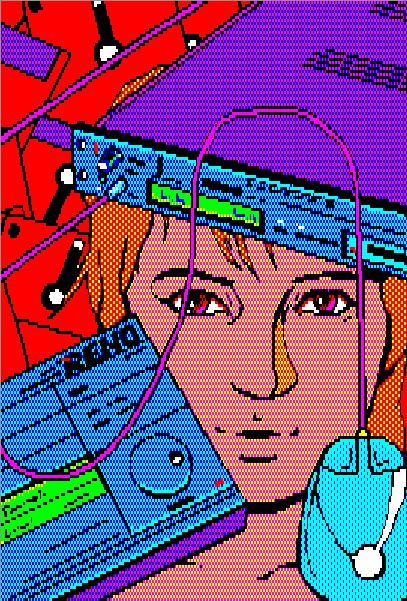 懐かしきドット絵芸術【pixel art】が素敵なのでご紹介